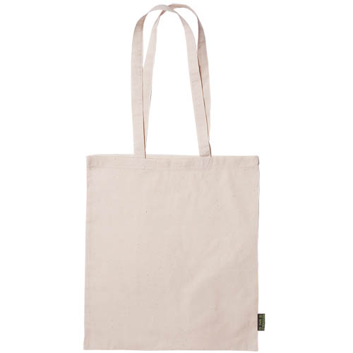 d9262ce39 Bolsas de algodon baratas ecologicas, color natural por 0,46 €