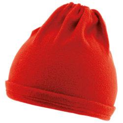 8016-03 braga gorro articos rojo