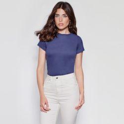 camiseta-entallada-mujer