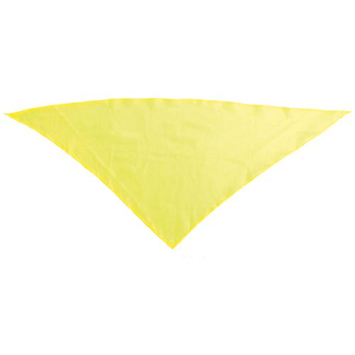 Fajin para fiestas amarillos