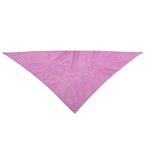 Pañoleta barata de fiesta rosa