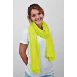 4457-265foulard-amarillo-fluor