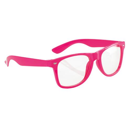 Gafas fluor con cristal transparente