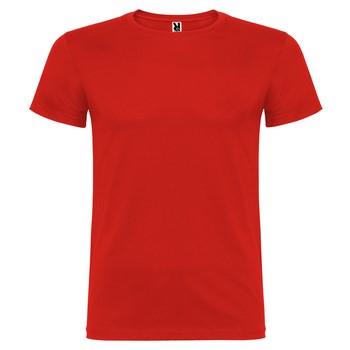 Camisetas color rojo