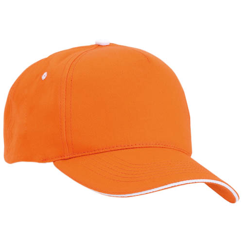 Resultado de imagen de gorra naranja