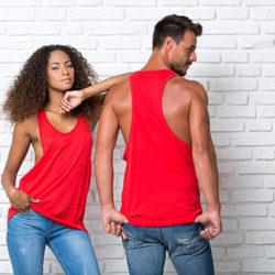 Camisetas tirantes unisex