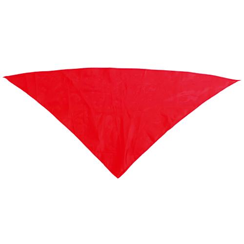 Fajin para fiestas en color rojo
