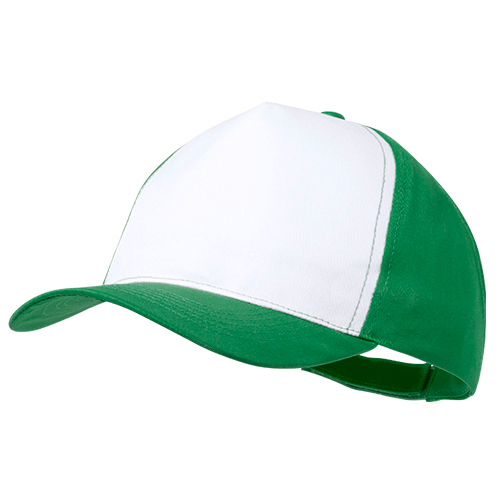 Gorras sublimacion baratas impresión a todo color jpg 500x500 Gorra verde 91c463812ff