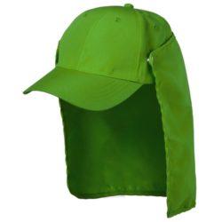 gorras-trekking-verde