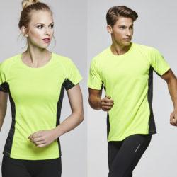 Camisetas tecnicas unisex, mujer y tallas niños