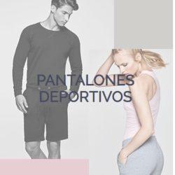 Pantalones deportivos para hombre, mujer y niños