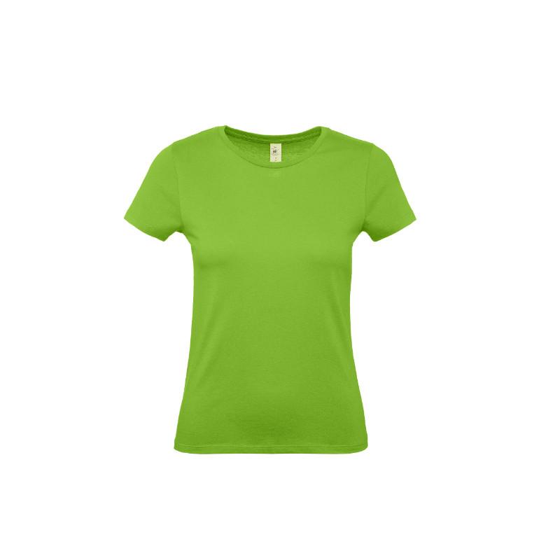 c0642e293 Camisetas de mujer economicas de algodon prelavado