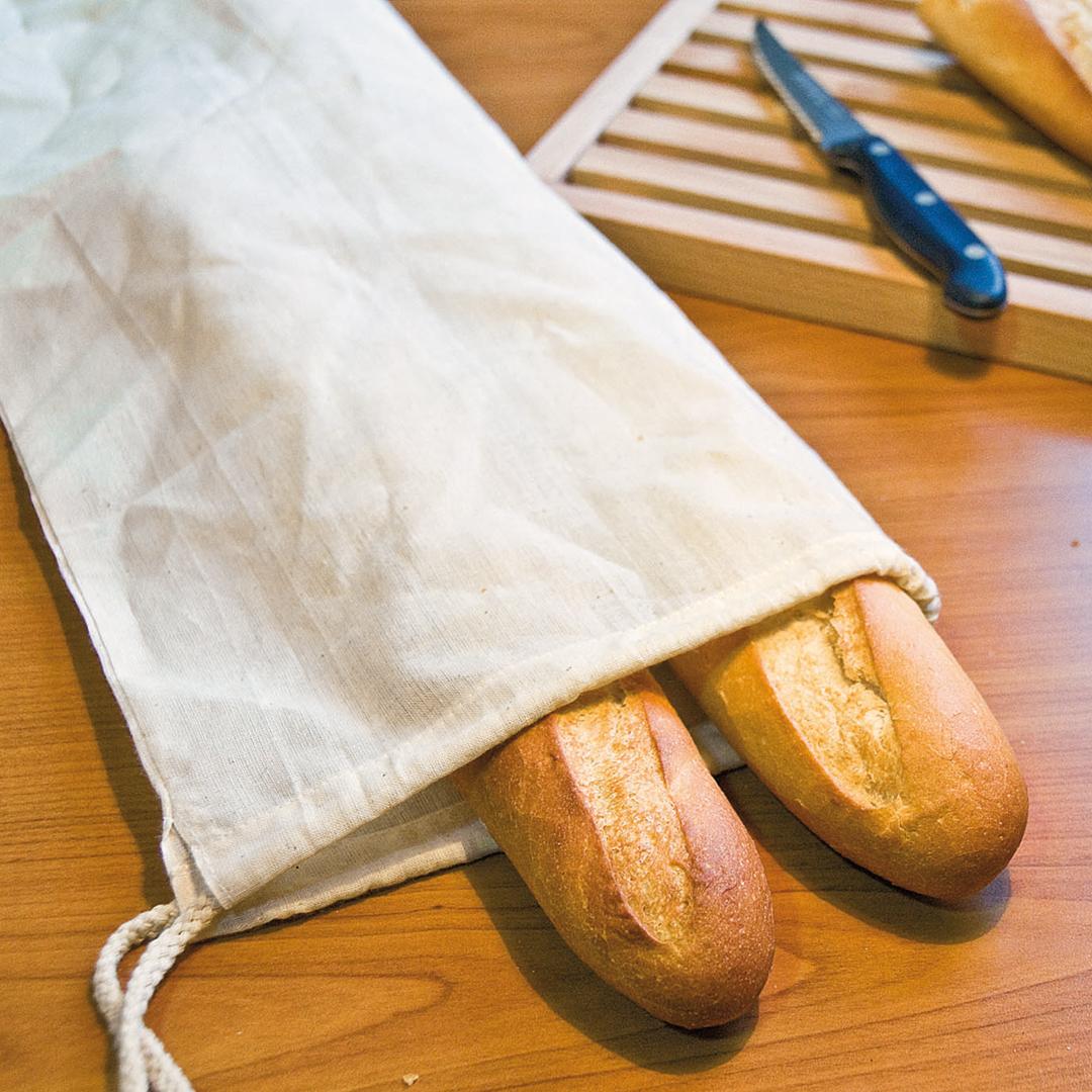 Bolsas de pan de algodon