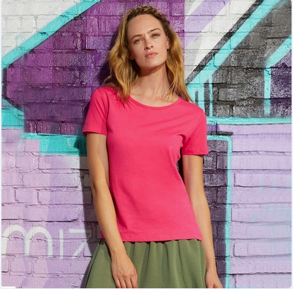 Camisetas ecologicas mujer
