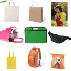 Bolsas, mochilas, neceseres, neveras...
