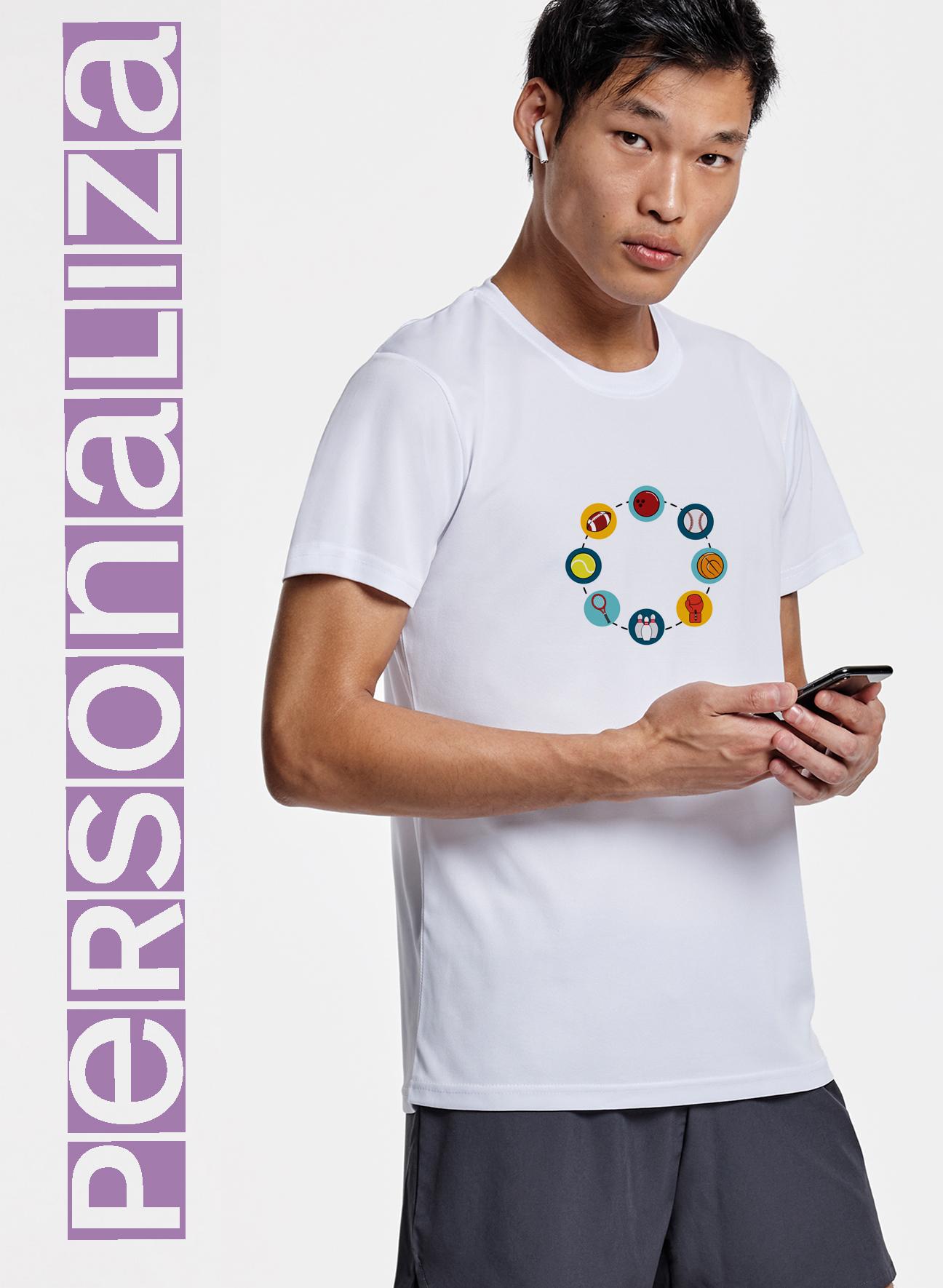 Personalizar camisetas deportivas