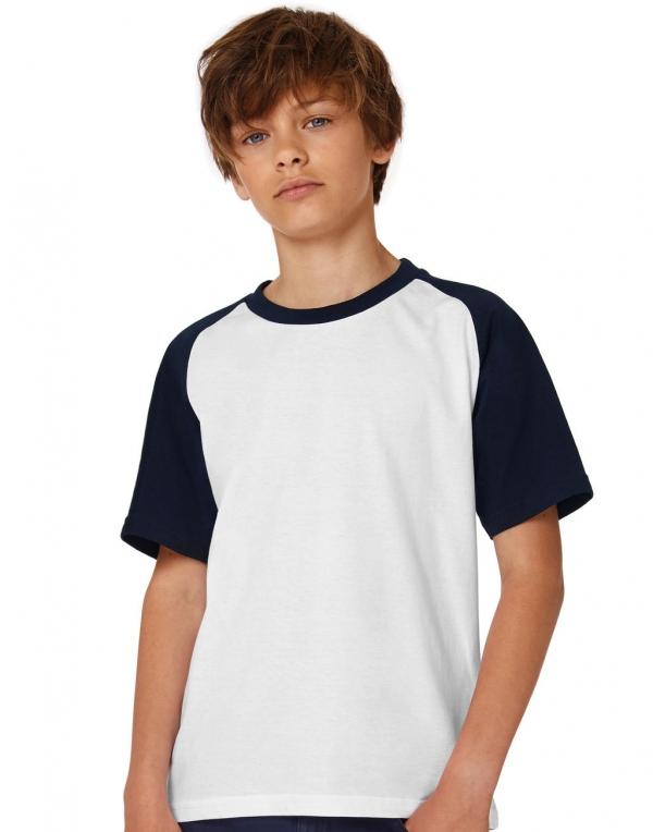 Camisetas baseball niños