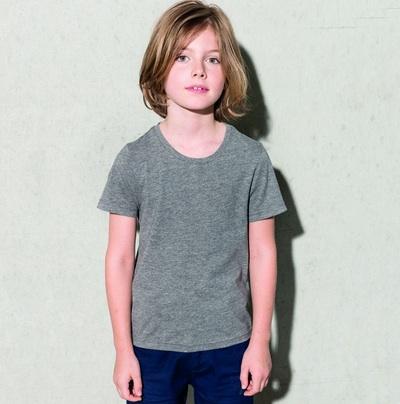 Camisetas organicas niños