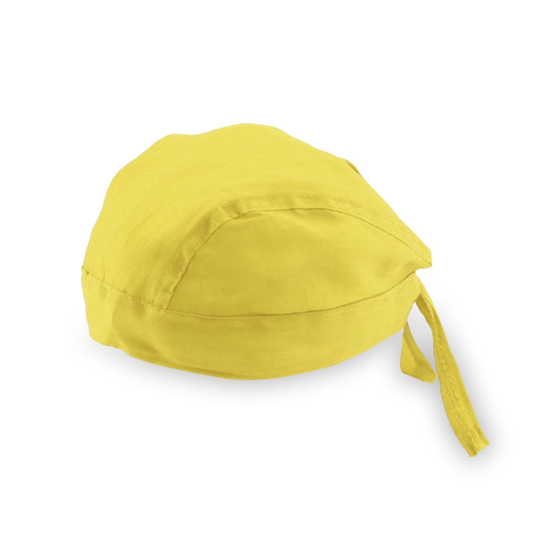 Pañuelos de cabeza amarillos