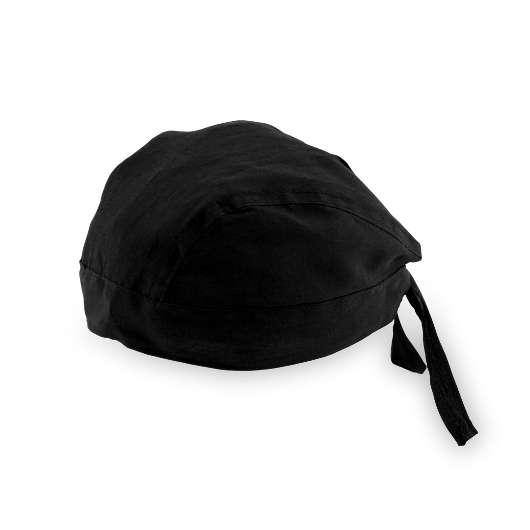Bandanas de cabeza negras