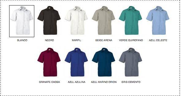 Camisas de manga corta baratas