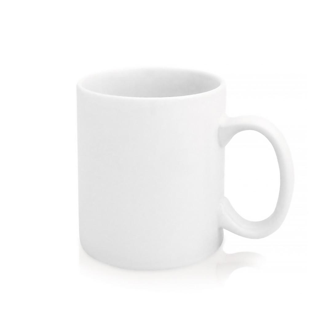 Tazas blancas baratas por 0,66 céntimos unidad