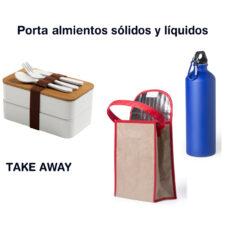 Porta alimentos sólidos y líquidos